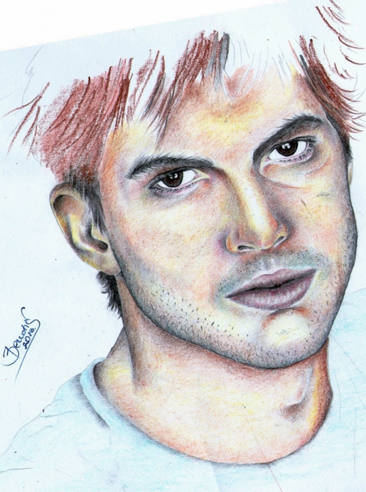 Ashton Kutcher by petraneon